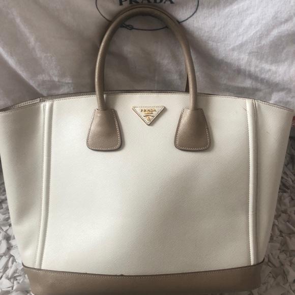 eb784c1b984d Prada Bags | Saffiano Lux Handbag | Poshmark